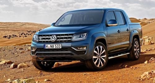 Une direction assistée défectueuse sur le Volkswagen Amarok