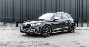 ABT rend l'Audi SQ5 vraiment sexy et très puissant