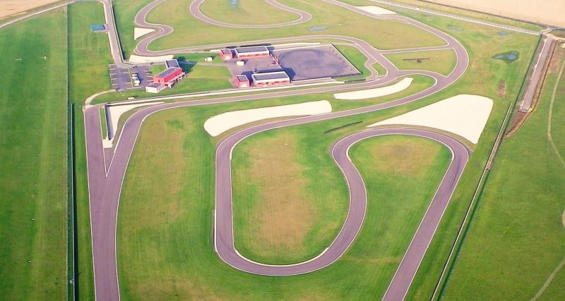 Le top 3 des circuits automobiles à tester en Ile de France