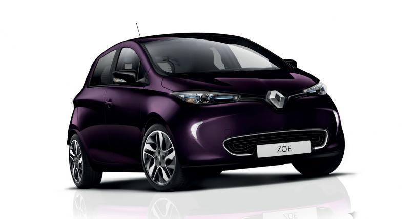 Renault ZOE R110 : l'électrique se débride