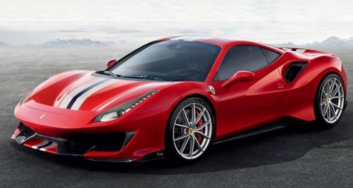 Ferrari 488 Pista : ne l'appelez plus GTO