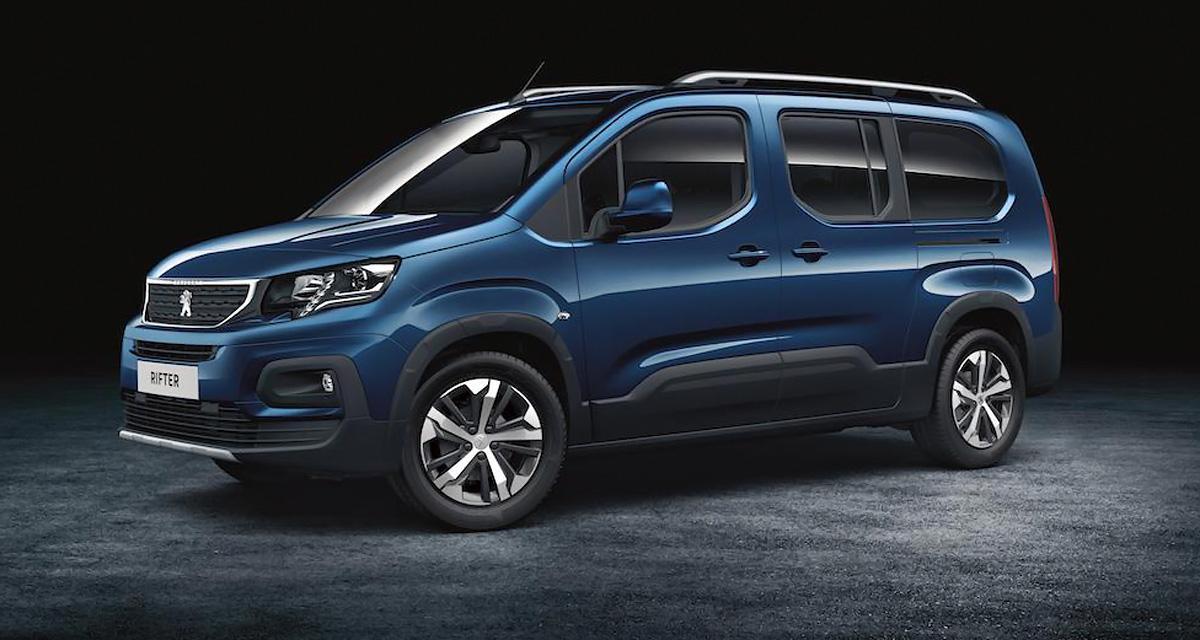 Peugeot Rifter: un peu de 3008 dans un ludospace