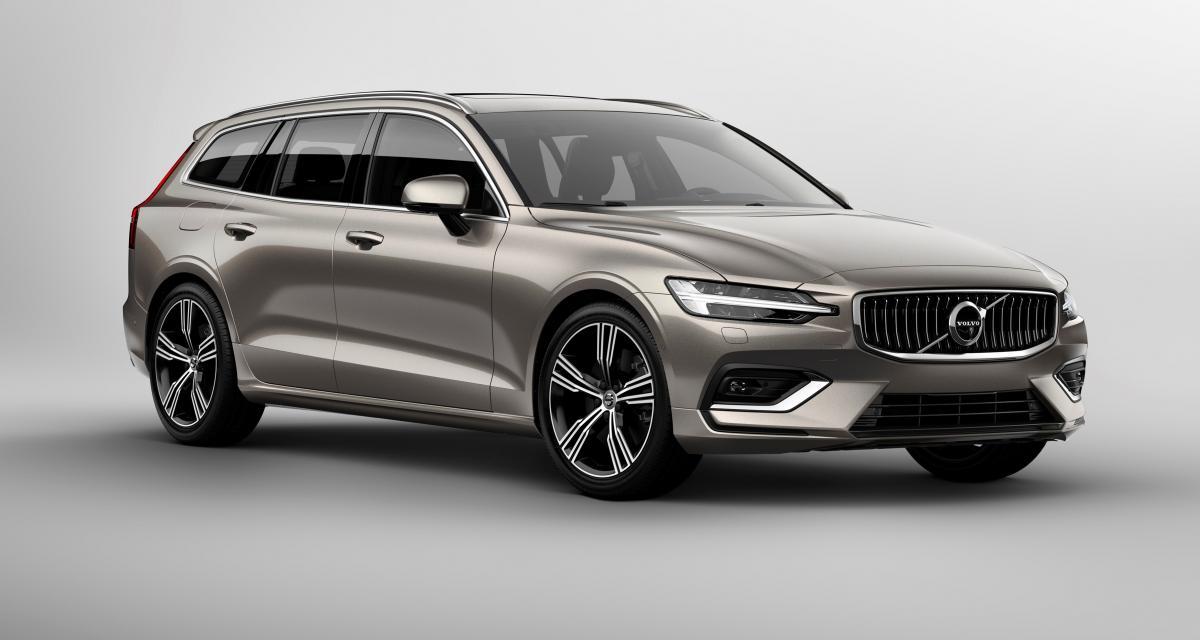 Volvo V60: l'art du break