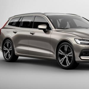 Volvo V60 : l'art du break