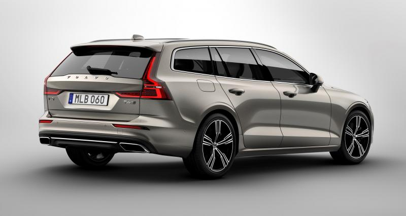 Volvo V60: best-seller en vue