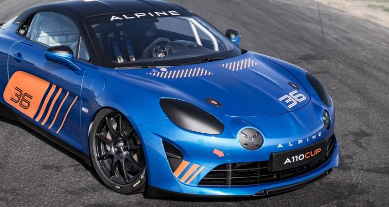 Du nouveau aussi pour l'Alpine A110