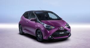 Toyota Aygo 2018 : un restylage qui cultive l'originalité