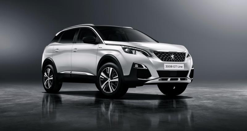 Une partie des Peugeot 3008 sera produite en Malaisie