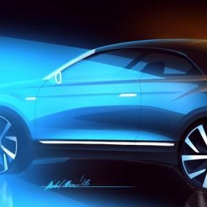 Le Volkswagen T-Roc Cabriolet confirmé