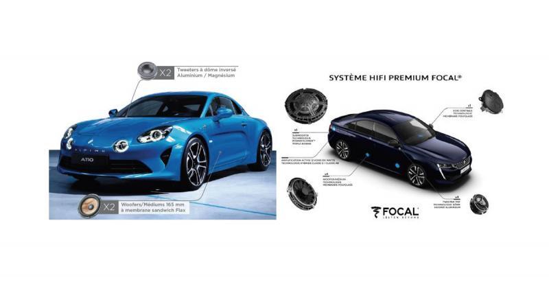 Focal participe au Salon Automobile de Genève aux côtés de ses partenaires