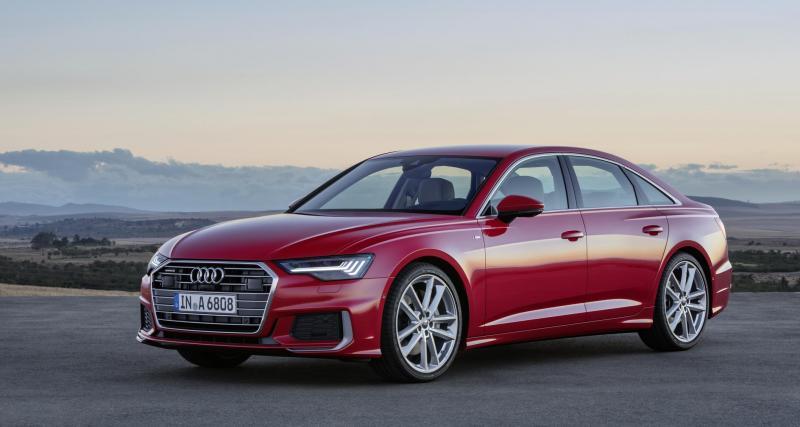 Nouvelle Audi A6 : l'électrification se démocratise