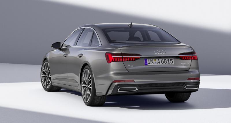 """Deux V6 """"mild-hybrid"""" pour le lancement"""