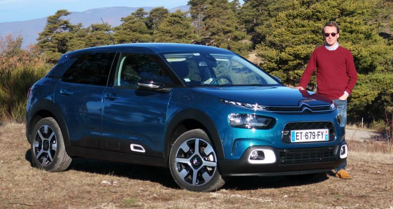 Citroën C4 Cactus restylée: la théorie du genre