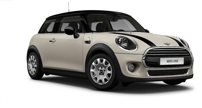 Mini One : à partir de 230 €/mois sans apport