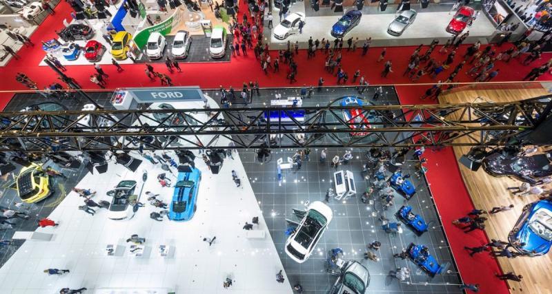 Salon de Genève 2018 en direct : infos, photos et vidéos des nouveautés