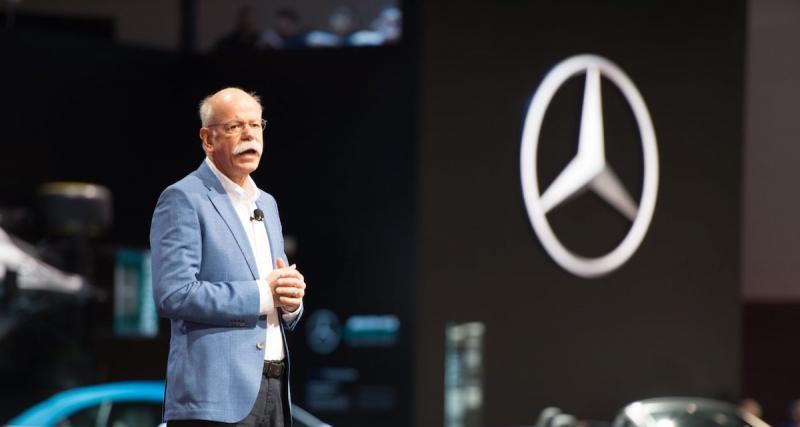 Salon de Genève 2018 : suivez la conférence Mercedes en direct