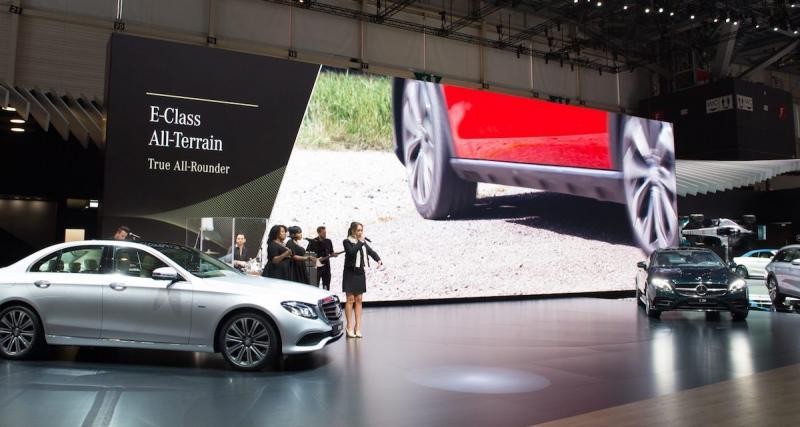 Comment suivre la conférence Mercedes en direct ?