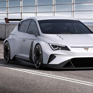 Cupra e-Racer : une Leon de course 100% électrique
