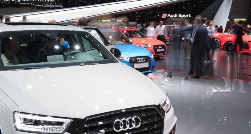 Salon de Genève 2018 : suivez la conférence Audi en direct