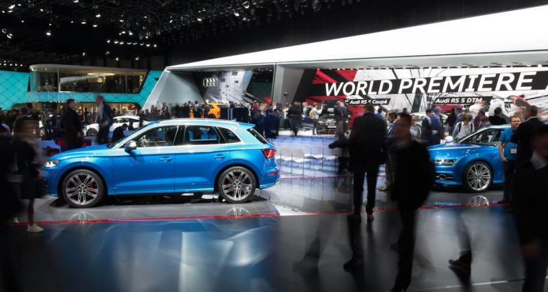 Comment suivre la conférence Audi en direct ?