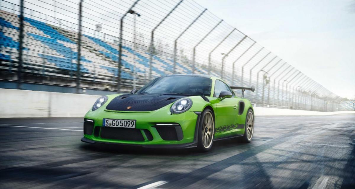 Salon de Genève 2018 : suivez la conférence Porsche en direct