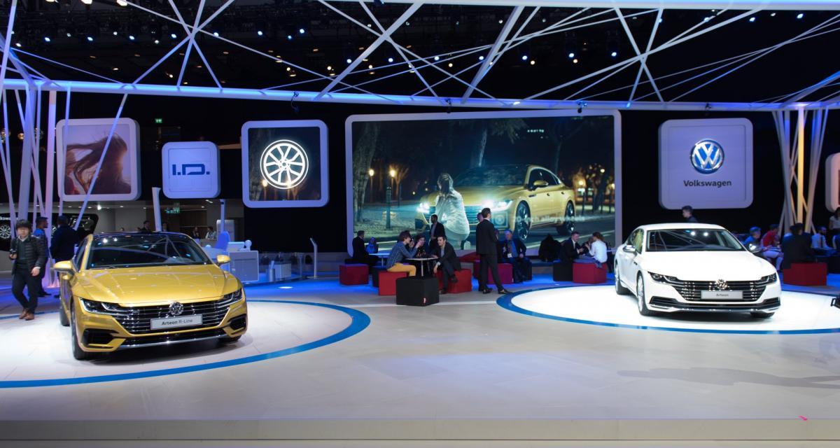 Salon de Genève 2018 : suivez la conférence Volkswagen en direct