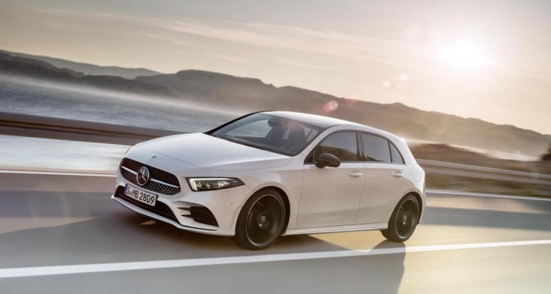 Salon de Genève : Mercedes Classe A 2018, technologiquement vôtre (vidéo)