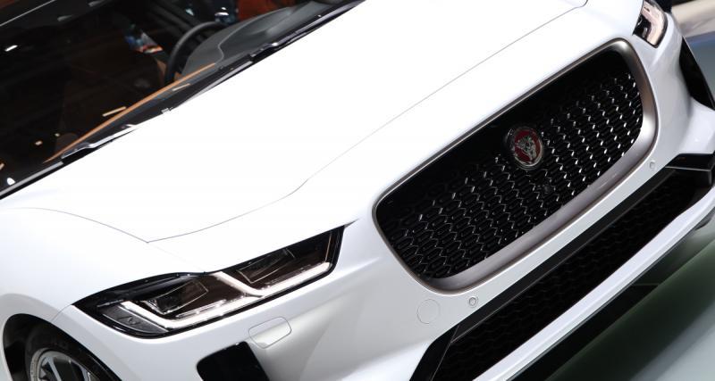 Salon de Genève 2018 : Jaguar I-Pace, un SUV survolté (photos et vidéo)