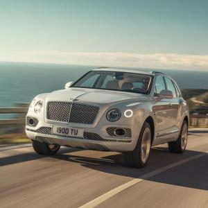 Salon de Genève 2018 : Bentley Bentayga Hybrid, luxe, calme et électricité (vidéo)