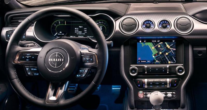 La Ford Mustang Bullit adopte un système hi-fi B&O Play