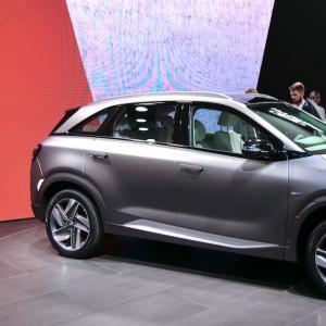 Salon de Genève 2018 : Hyundai Nexo, l'hydrogène pour tous ? (photos)