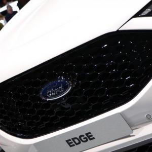 Salon de Genève 2018 : Ford Edge restylé, session de rattrapage (photos et vidéo)