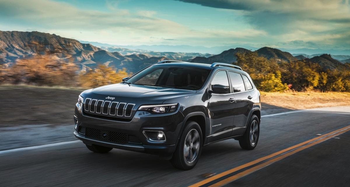 salon de gen232ve 2018 le jeep cherokee en photos