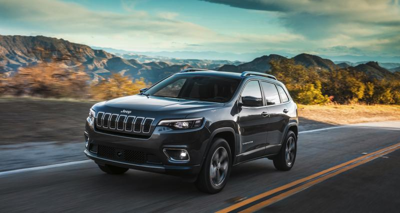 Salon de Genève : Jeep Cherokee 2018, nouveau regard
