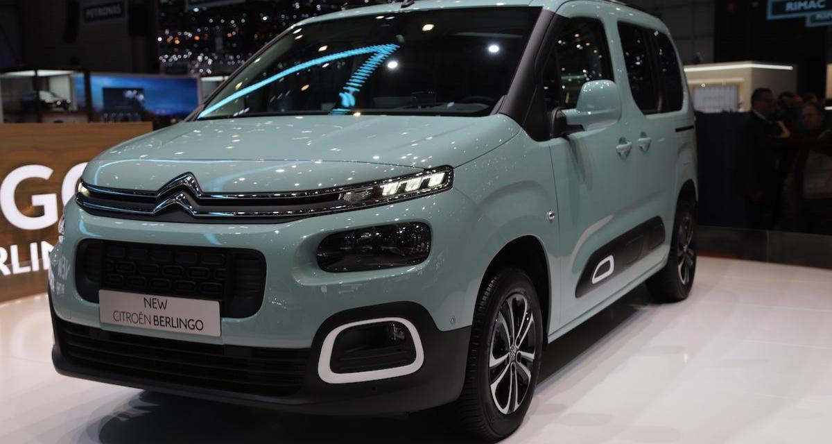 Salon de Genève : Citroën Berlingo, opération séduction (photos)