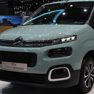 Salon de Genève : Citroën Berlingo, opération séduction (photos)