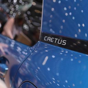 Salon de Genève : nos photos de la Citroën C4 Cactus restylée