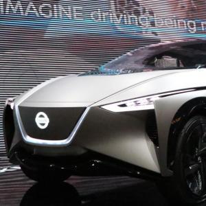 Salon de Genève : Nissan IMx Kuro, en attendant le SUV électrique (photos)