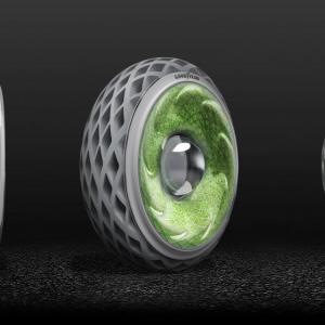 Oxygene: un pneu qui ''respire'' signé Goodyear