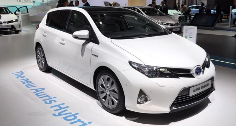 Toyota Auris 2 (2012-2014)