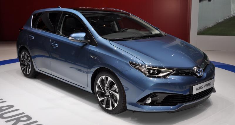 Toyota Auris 2 restylée (2015-2017)