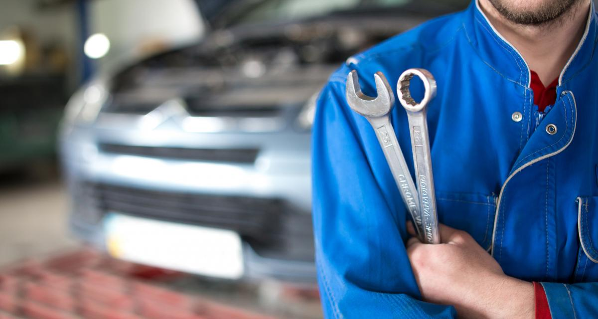 Faire réparer son véhicule: les étapes à respecter