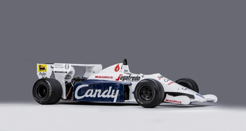 Partez à Monaco et revenez avec la première F1 d'Ayrton Senna