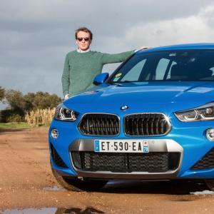Essai BMW X2: le charme en prime