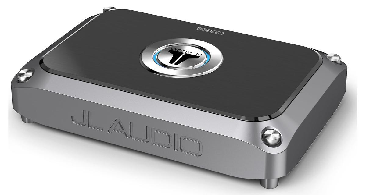 JL Audio présente une nouvelle gamme d'amplis avec DSP et contrôle Smartphone