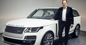 Le patron d'Alpine part chez Jaguar Land Rover