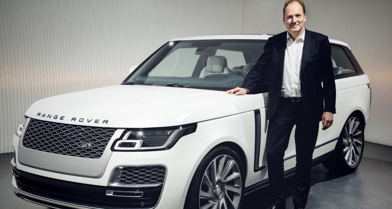 Le patron d'Alpine part chez Jaguar Land Rover