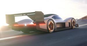 Pikes Peak 2018 : le prototype électrique de Volkswagen se dévoile