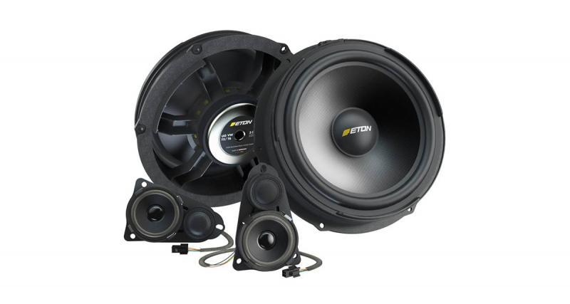 Eton commercialise un kit haut-parleur « plug and play » pour le Volkswagen T5