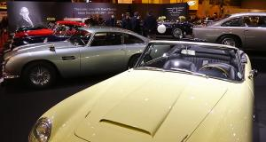 David Brown, le visionnaire qui relança Aston Martin